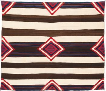 Navajo Blanket Appraisals Joshua Baer Amp Company